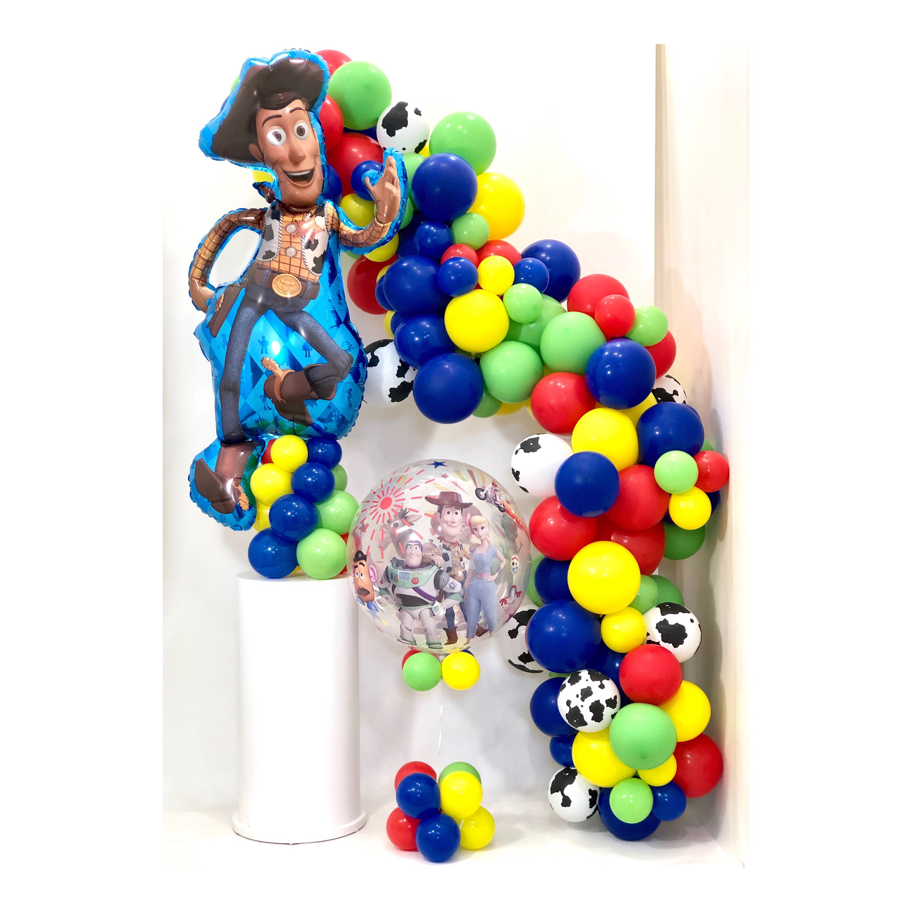 Toy Story Balloon Package The Party House